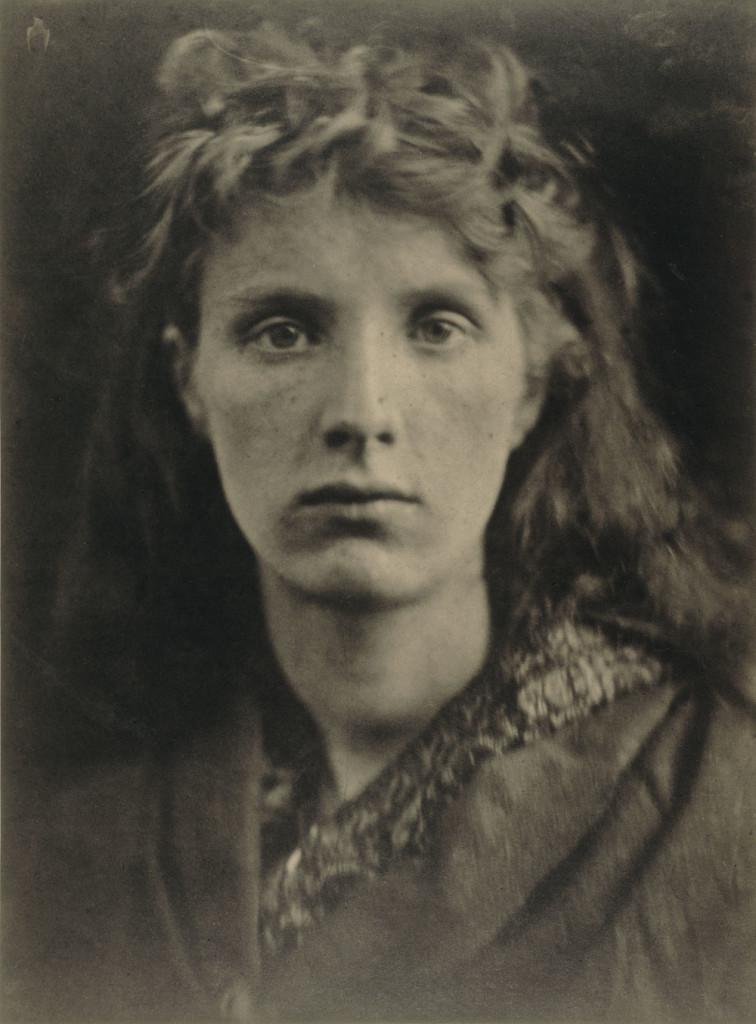 """La ninfa dei monti, dolce libertá, 1866 Cameron prese spesso ispirazione dalle poesie, in questo caso l'ispirazione arriva da un passaggio della poesia """"Allegro"""" di John Milton."""