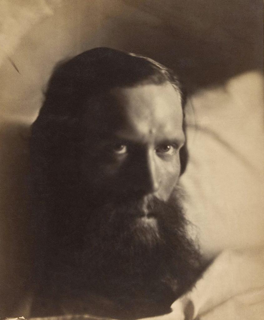 Philip Stanhope Worsley, 1866 circa. All'epoca di questo ritratto Worsley, poeta e traduttore, era malato di tubercolosi.
