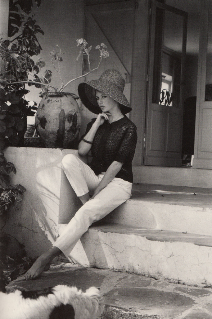 BB saint tropez 1960