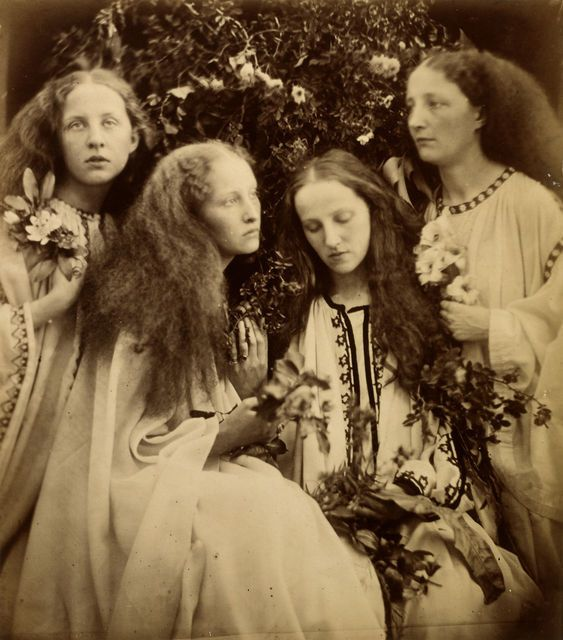 The rosebud garden of girls, 1868